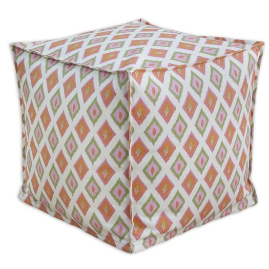 Chooty & Co Carnival Beads Hassock Ottoman