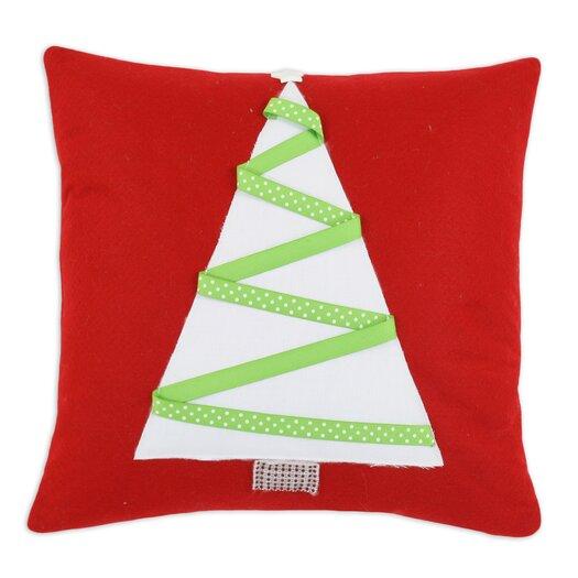 Chooty & Co Felt Duck Tree Pillow