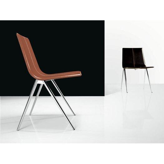 Luxo by Modloft Mayfair Side Chair