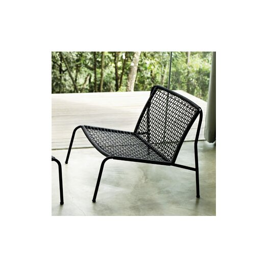 Luxo by Modloft Jubilee Lounge Chair