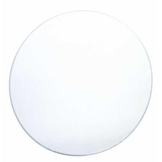 Room Mates Circle Large Peel and Stick Mirror