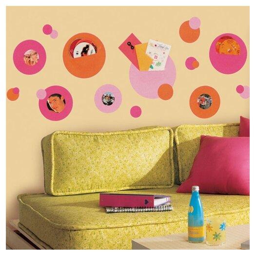 Room Mates Studio Designs 31 Piece Wall Decal Set