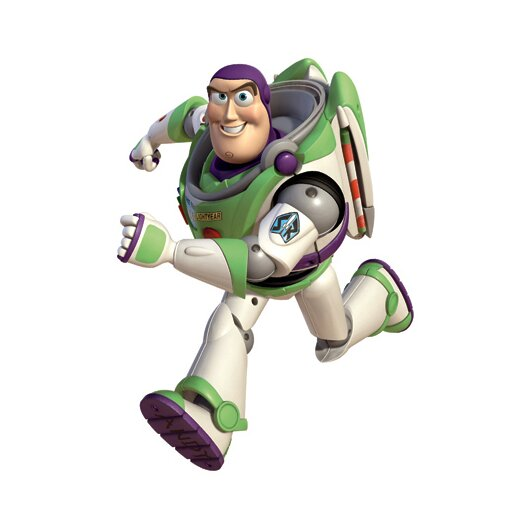 Room Mates Toy Story Buzz Giant Wall Decal Set