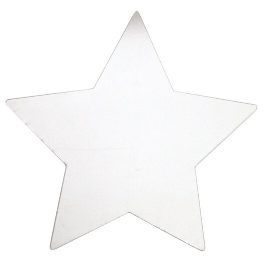 Room Mates Wall Mirrors Star Large Wall Decal