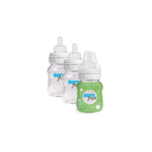 Born Free Glass Bottle (Three Pack)