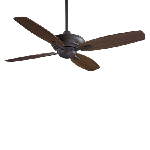 """Minka Aire 52"""" New Era 4 Blade Ceiling Fan with Remote"""