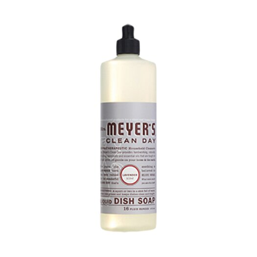 Mrs. Meyers Liquid Dish Soap in Lavender