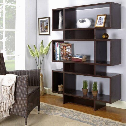"InRoom Designs 63"" Bookcase"