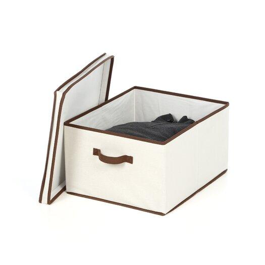 Household Essentials Storage and Organization Jumbo Storage Box