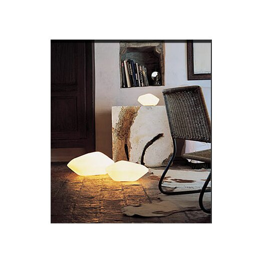 Oluce Stone Table Lamp