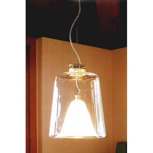 Oluce Lanterna Suspension Lamp