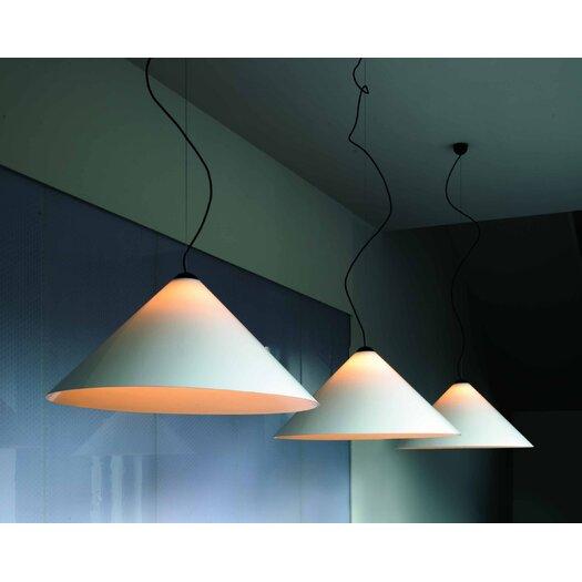 Oluce Snow BI Suspension Lamp