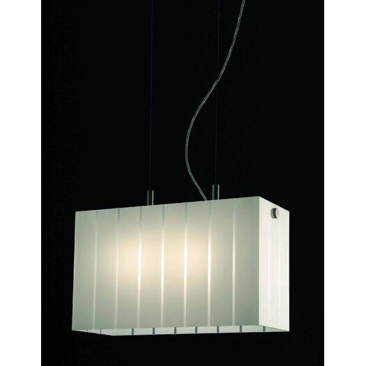 Oluce Pin Stripe Suspension Lamp