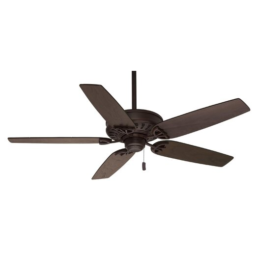 """Casablanca Fan 54"""" Concentra 5 Blade Ceiling Fan with Handheld Remote and Receiver"""
