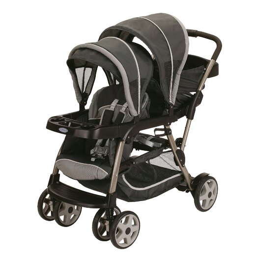 Graco Ready 2 Grow Click Connect LX Stand and Ride Stroller