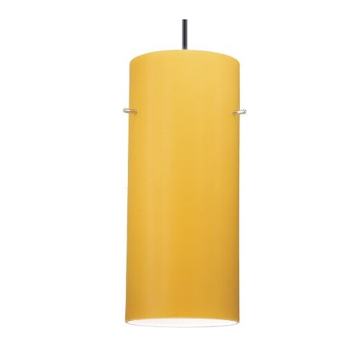 "WAC Lighting 5.13"" Contemporary Drum Pendant Shade"