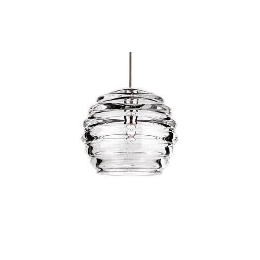 WAC Lighting European Glass Bowl Pendant Shade