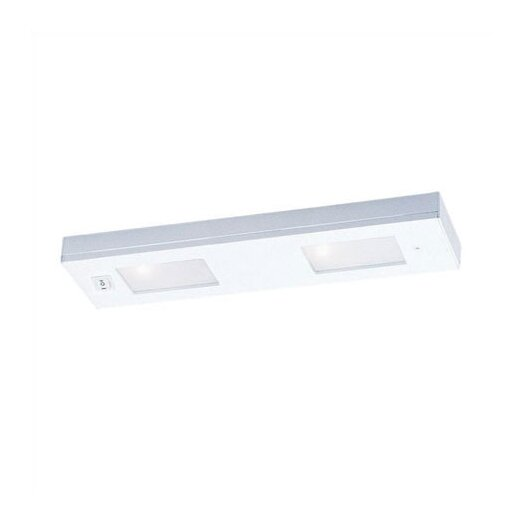 "WAC Lighting 12"" Xenon Under Cabinet Bar Light"