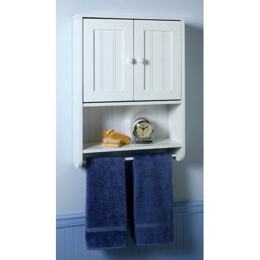 """Zenith Products 19.19"""" x 25.63"""" Wall Mount Cabinet"""