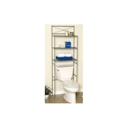 "Zenith Products 65.6"" x 23.6"" Bathroom Shelf"