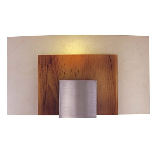 George Kovacs by Minka 1 Light Wall Sconce with Art Glass