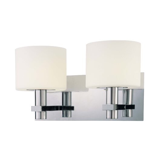 George Kovacs by Minka 2 Light Vanity Light
