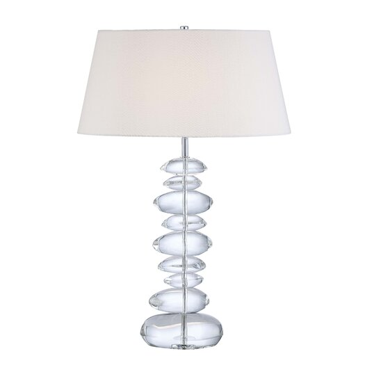 "George Kovacs by Minka Unique 1 Light 31"" H Table Lamp with Empire Shade"