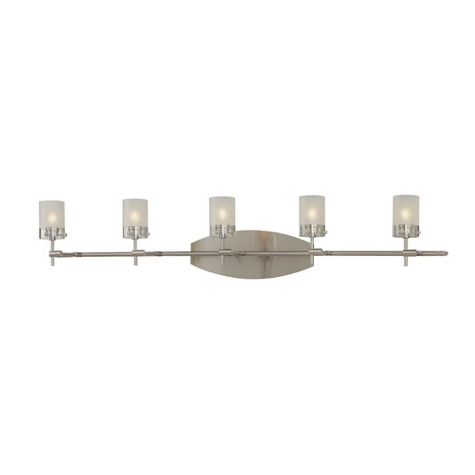 George Kovacs by Minka 5 Light Vanity Light
