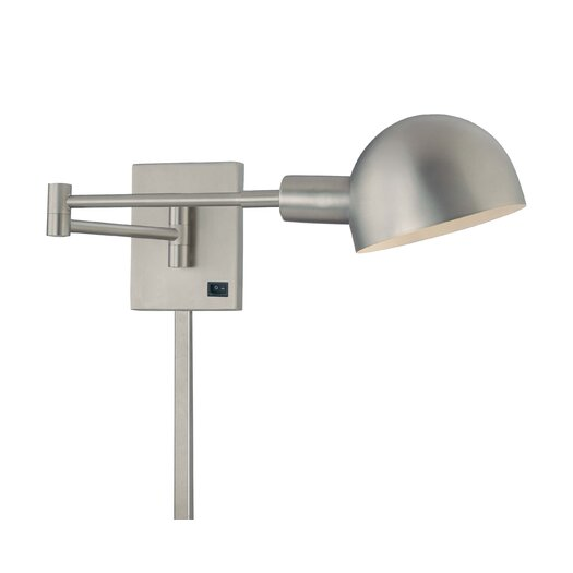 George Kovacs by Minka P3 Pin-Up / Swing Arm Wall Lamp