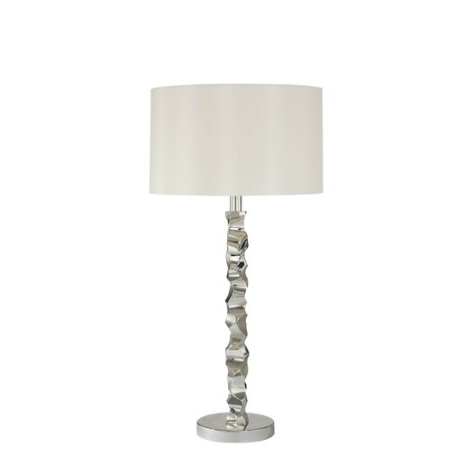 "George Kovacs by Minka 28.25"" H Table Lamp with Drum Shade"