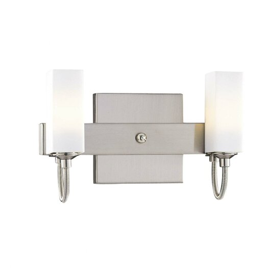 George Kovacs by Minka Flex 2 Light Wall Sconce