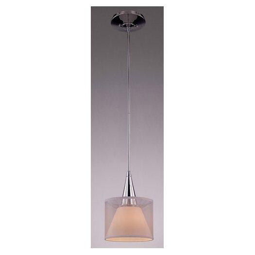 George Kovacs by Minka Bridge 1 Light Mini Pendant