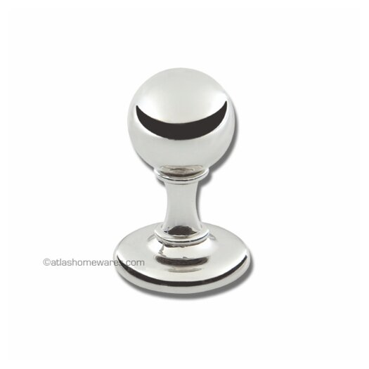 "Atlas Homewares Emma 0.87"" Round Knob"