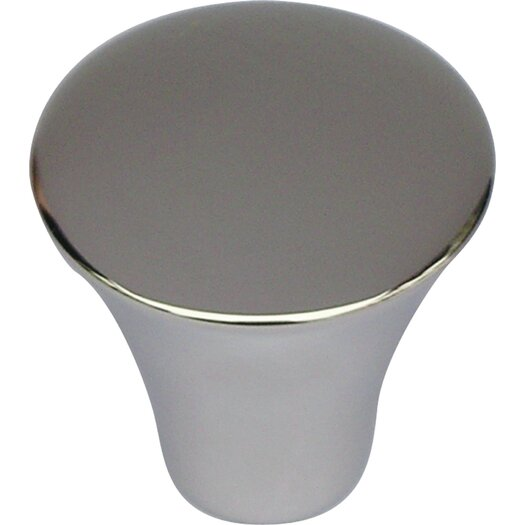 "Atlas Homewares Fluted 1"" Round Knob"