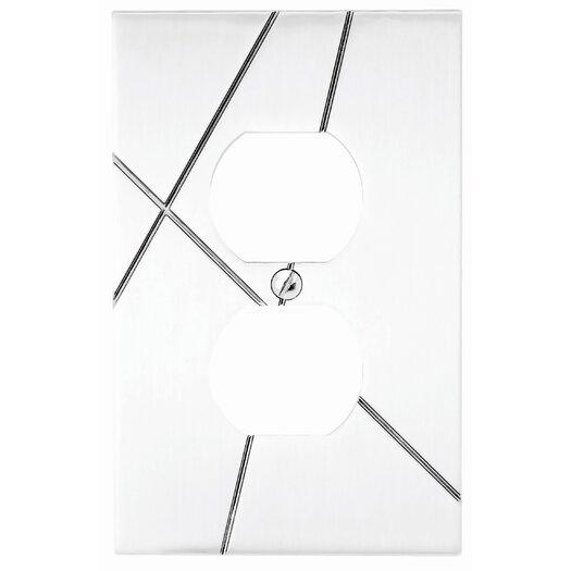 Atlas Homewares Modernist Outlet Plate