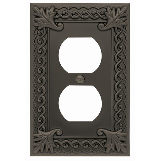"Atlas Homewares 3.12"" Venetian Outlet Plate"