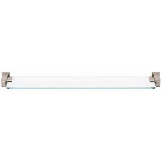 """Atlas Homewares Sutton Place 25"""" x 1.38"""" Bathroom Shelf"""