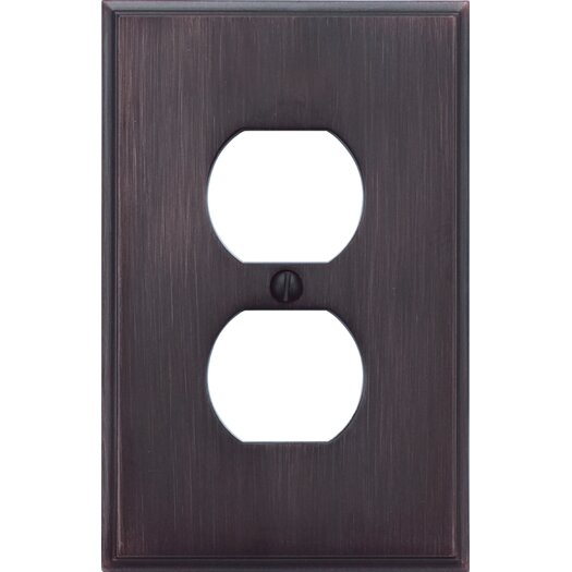 "Atlas Homewares 4.87"" Sutton Place Outlet Plate"