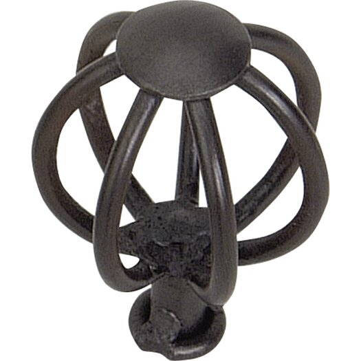 "Atlas Homewares Twisted Wire Frame 2"" Birdcage Knob"