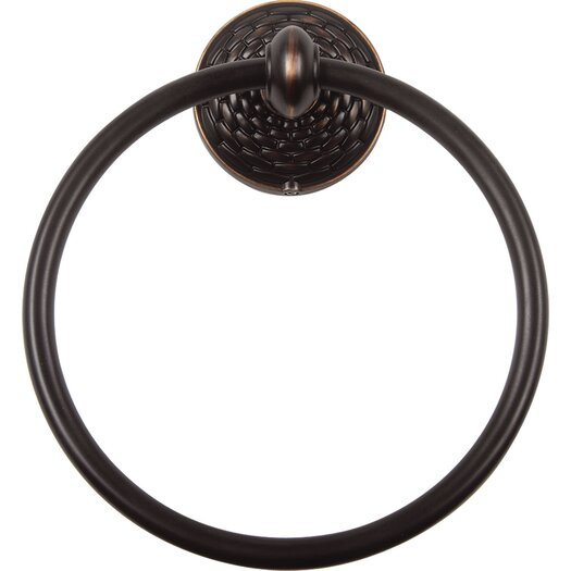 Atlas Homewares Mandalay Wall Mounted Towel Ring