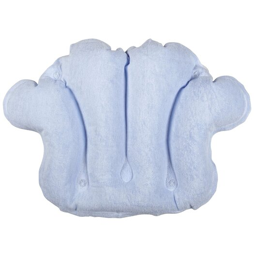 Deluxe Comfort Terry Bath Pillow