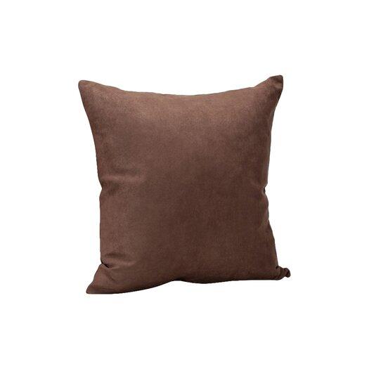 Deluxe Comfort Microsuede Decorative Pillow