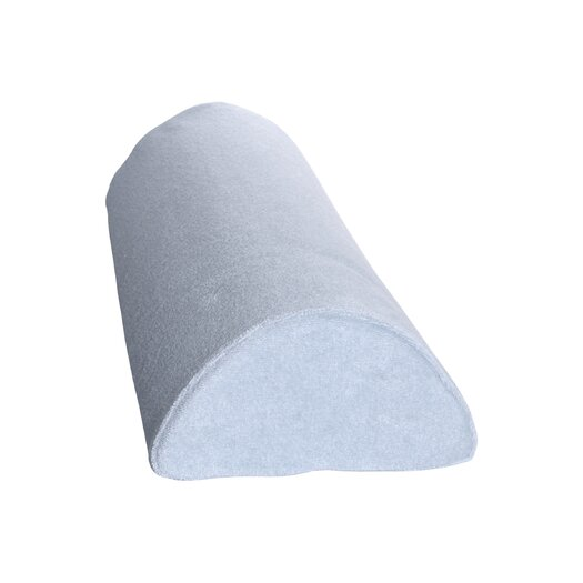 Deluxe Comfort 4-in-1 Soft Half Moon Bolster Neck Pillow