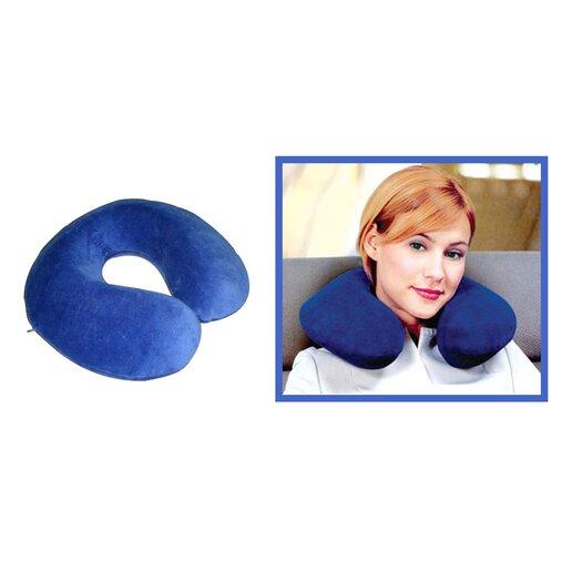 Deluxe Comfort Travel Neck Pillow