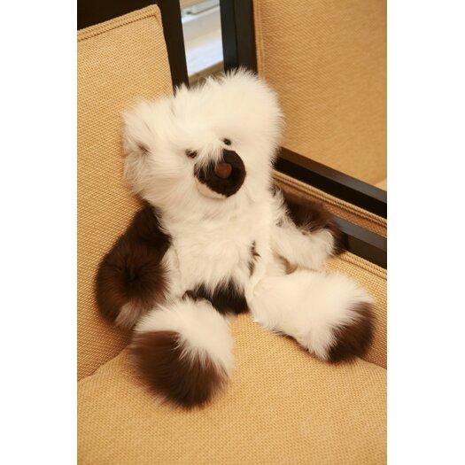 Deluxe Comfort Alpaca Fuzzy Pot Luck Mixed Teddy Bears