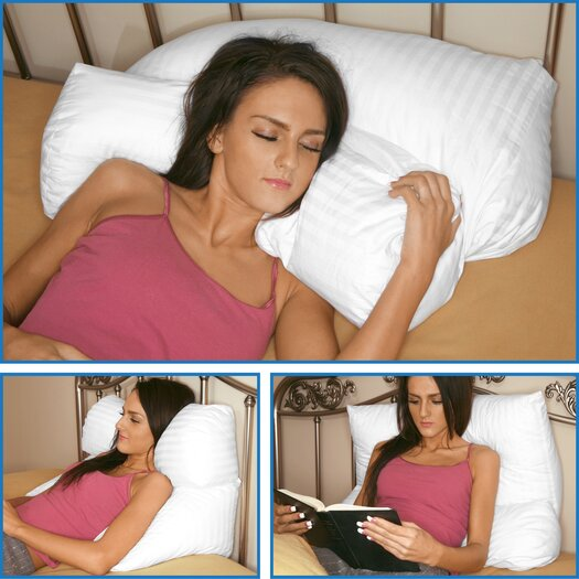 Deluxe Comfort Multi Position Pillow