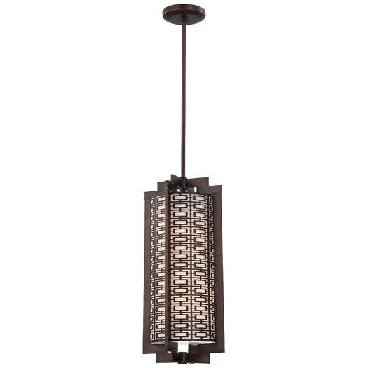 Metropolitan by Minka Atelier 2 Light Pendant