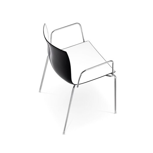 Catifa 46 Two Tone Arm Chair