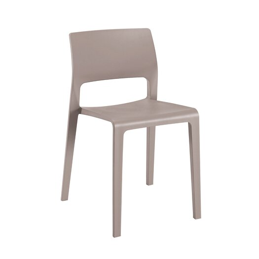 Arper Juno Chair with Open Backrest