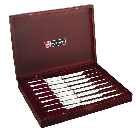 Wusthof Grand Prix II 8 Piece Steak Knife Set